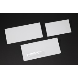 White Envelopes, No.8 & No.10