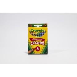 Crayola Crayons, 8pk