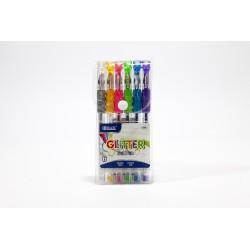 Bazic Glitter Gel Pens,...