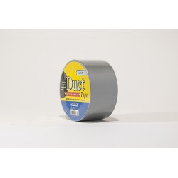 Bazic Duct Tape, Silver, 30ft