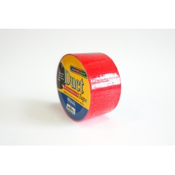 Bazic Duct Tape, Red, 30ft