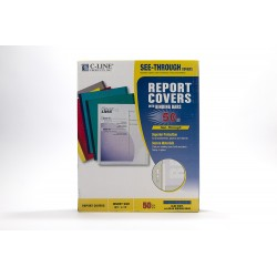 C-Line Report Covers with...