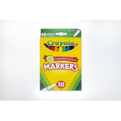 Crayola Classic Colours...