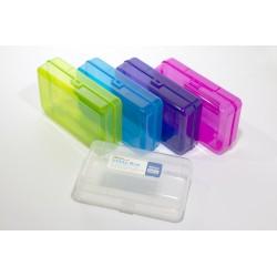 Bazic Utility Box, Clear &...